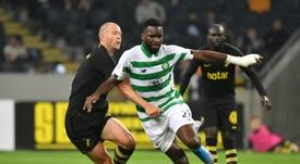 El delantero suma 24 goles y 14 asistencias. AFP