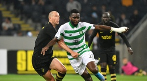 Quand le Celtic dominait l'Europe du foot. AFP