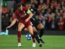 Liverpool want Milner to continue beyond June 2020. AFP