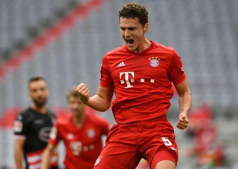 Bayern vence o Fortuna Düsseldorf de goleada. AFP