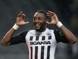 Ekambi podría cambiar de equipo. AFP