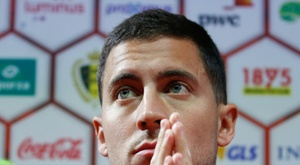 Eden Hazard will be part-owner of the San Diego based side. AFP