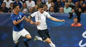 Le caprice de Conte à l'Inter Milan. AFP
