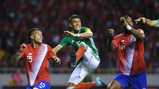 Diego Reyes podría acabar en Estambul. AFP