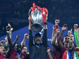 Liverpool rêve d'Istanbul, les clubs français d'exploit. AFP