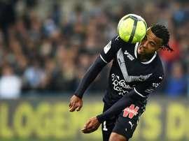 Koundé se formó en la cantera del Girondins de Burdeos. AFP