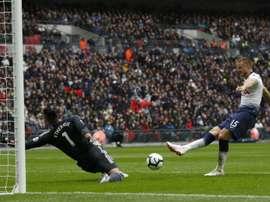 Tottenham s'impose. AFP