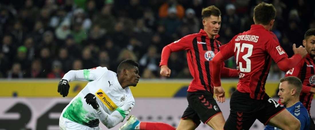 Mönchengladbach conserve la tête et attend le Bayern. AFP