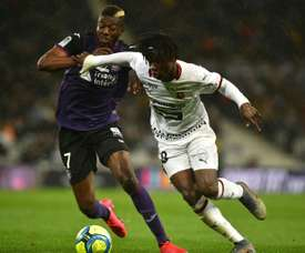 Real Madrid disputará Camavinga com o Manchester United. AFP
