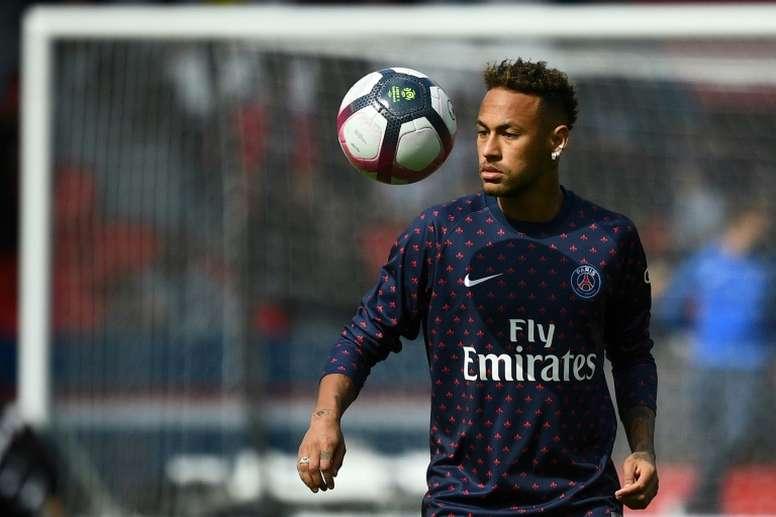 Un futbolista total. AFP