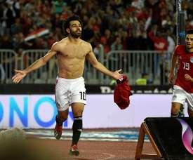 Mo Salah fait un nouveau don en Égypte. AFP