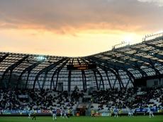 Grenoble retrouve le niveau professionnel. AFP