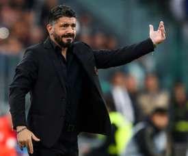 L'AC Milan freiné, la Lazio coulée. AFP