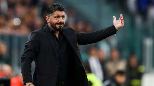 Newcastle are interested in the Milan coach's services. AFP