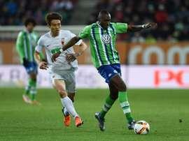 Nueva visita del Wolfsburgo a Bremen, donde no puntúan desde 2015. AFP
