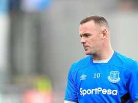 El Everton vuelve a fracasar. AFP
