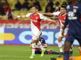 Les compos probables du match de Ligue 1 entre Monaco et Bordeaux. AFP