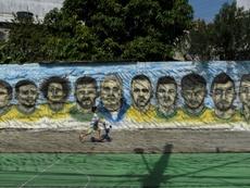 La moitié des footballeurs noirs victimes de racisme. AFP