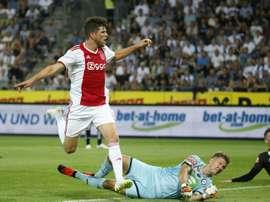 Huntelaar, un clásico que no para de marcar. EFE
