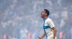 El Milan mueve ficha por Thauvin. AFP