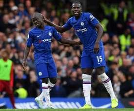 Zouma reconnaissant envers José Mourinho. AFP