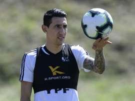 L'Argentine sans Di Maria ni Agüero ? AFP