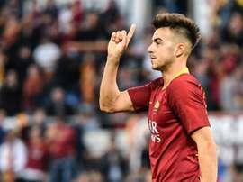 Stephan El Shaarawy atuou na Roma entre 2016 e 2019. AFP