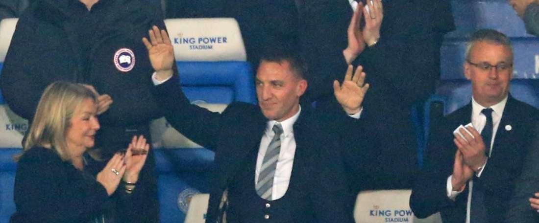 Leicester s'est imposé face à Brighton. Goal