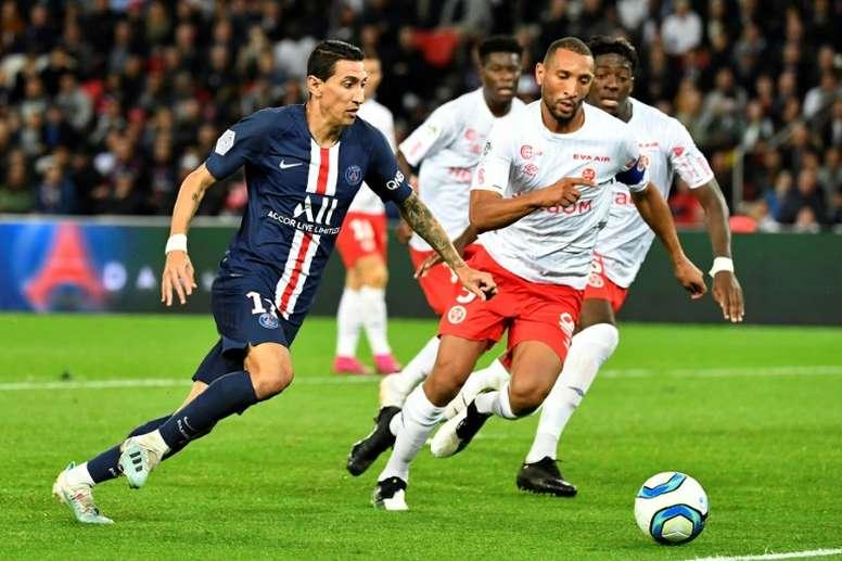 Tout savoir sur le match PSG-Metz. AFP