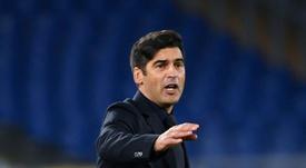 Fonseca hizo seis cambios, uno más de los permitidos. AFP