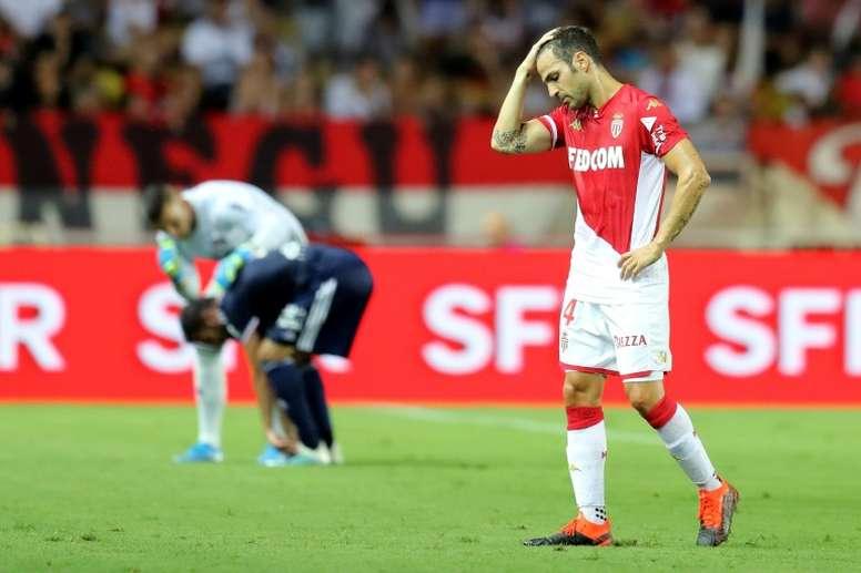 Fàbregas cree que la Ligue 1 se canceló demasiado pronto. AFP