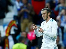 Bale, magique face au club d Vigo. AFP