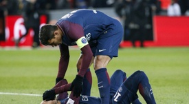 Silva: Neymar doubtful for cup tie. AFP