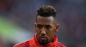 Bayern fines Boateng for skipping quarantine and getting in accident. AFP