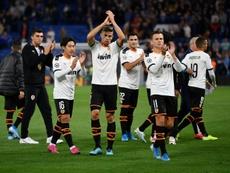 Chelsea, trop maladroit, puni par Valence. AFP