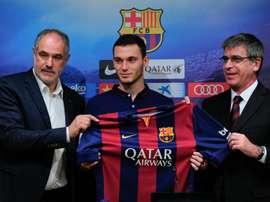 Vermaelen ha sido uno de los fichajes menos rentables del Barça. AFP