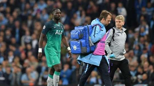 Tottenham sans Sissoko. AFP