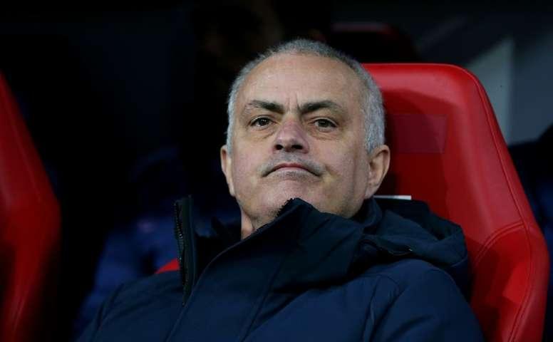 Mourinho s'attend à 'un marché des transferts différent'. AFP