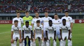 El Leeds tiene relación con el Madrid. AFP