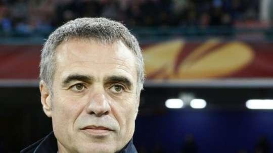 Nouveau coach. AFP