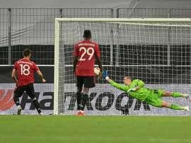 Manchester United vient à bout de Copenhague