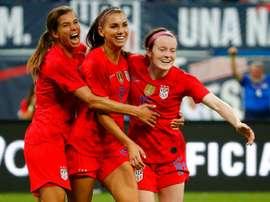 Manchester United s'offre une championne du monde. AFP