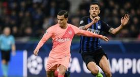 Coutinho podría tener una nueva opción para redimirse. AFP