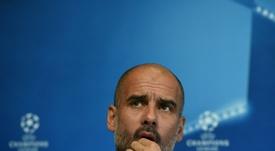 Guardiola na seleção Argentina? AFP