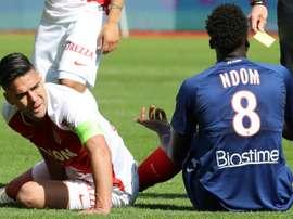 Les compos probables du match de Ligue 1 entre Guingamp et Monaco. AFP