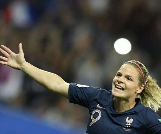 Le match de l'année pour les Françaises. Goal