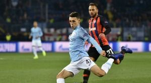 Phil Foden is among an exciting England U-21 squad to be named. AFP