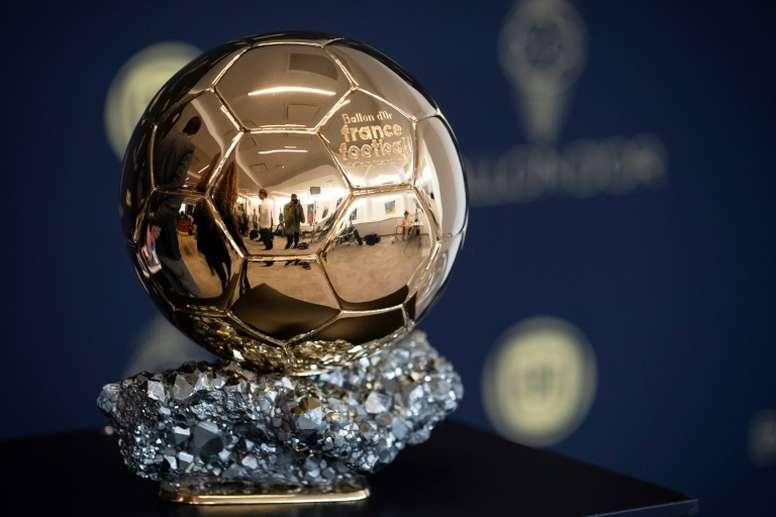 Este lunes se dan a conocer los finalistas del Balón de Oro. AFP
