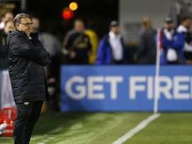 L'entraîneur d'Atlanta, Gerardo Martino. AFP