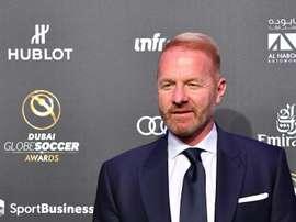 Le directeur sportif de la Lazio s'indigne. AFP